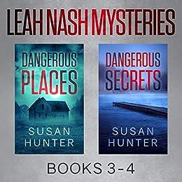 Leah Nash Mysteries, Books 3-4 (Leah Nash Books Book 2) by [Susan Hunter]
