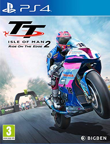 Tourist Trophy: Isle of Man 2 PS4-Spiel