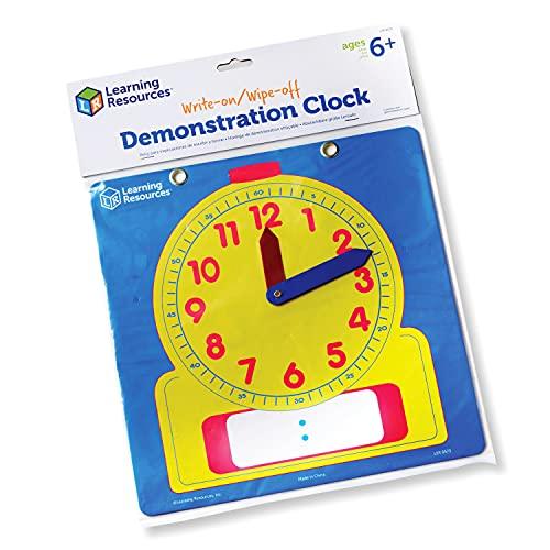 Learning- Reloj para el Profesor Resources, Color (LER0573) , color/modelo surtido