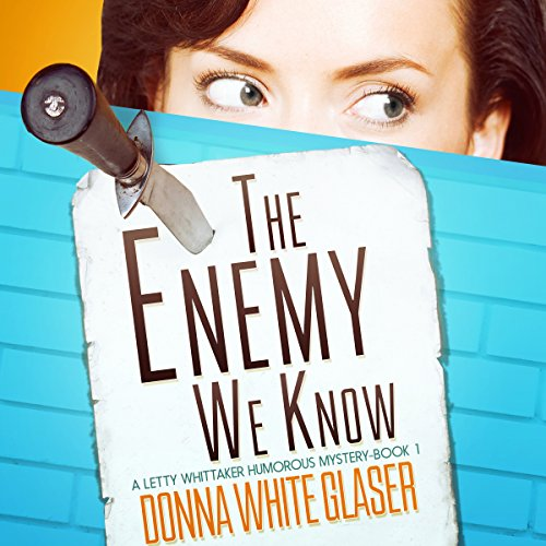 The Enemy We Know audiobook cover art