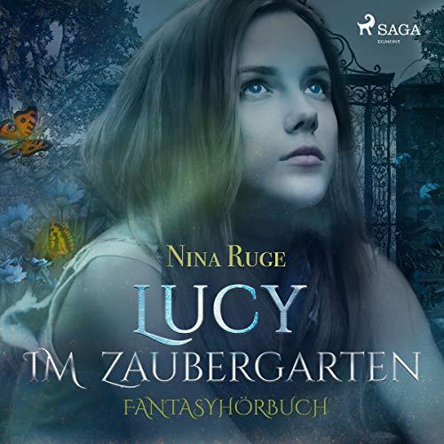 Couverture de Lucy im Zaubergarten