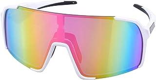 GY-Lmap Gafas de Sol Deportivas polarizadas, Gafas de Ciclismo para Mujer para Mujer, béisbol Que Corre Pesca Gafas de Sol de conducción de Golf