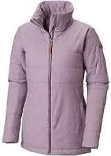 Columbia Womens Achen Lake EXS Jacket- Size Medium- Dust Purple