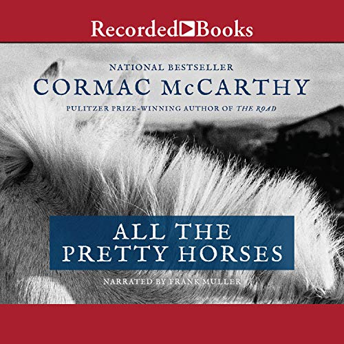 Page de couverture de All the Pretty Horses
