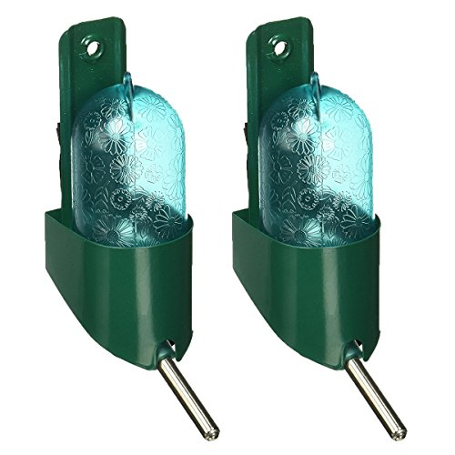 Kordon/Oasis (Novalek) SOA80304 Bell Bottle and Hold Guard Small Animal Value Set, 8-Ounce, Variety Colors