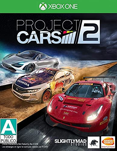 Project Cars 2 - Day One Edition for Xbox One
