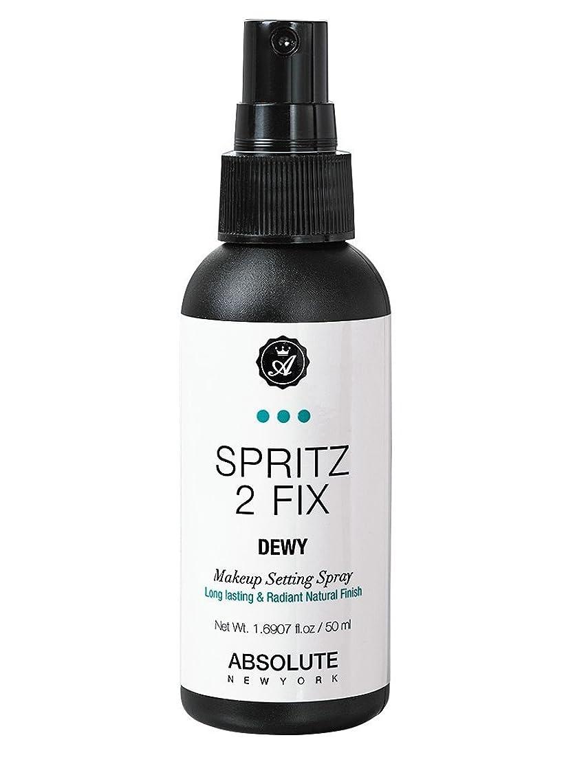 アンドリューハリディペナルティ持つABSOLUTE Spritz 2 Fix Spray - Matte (並行輸入品)