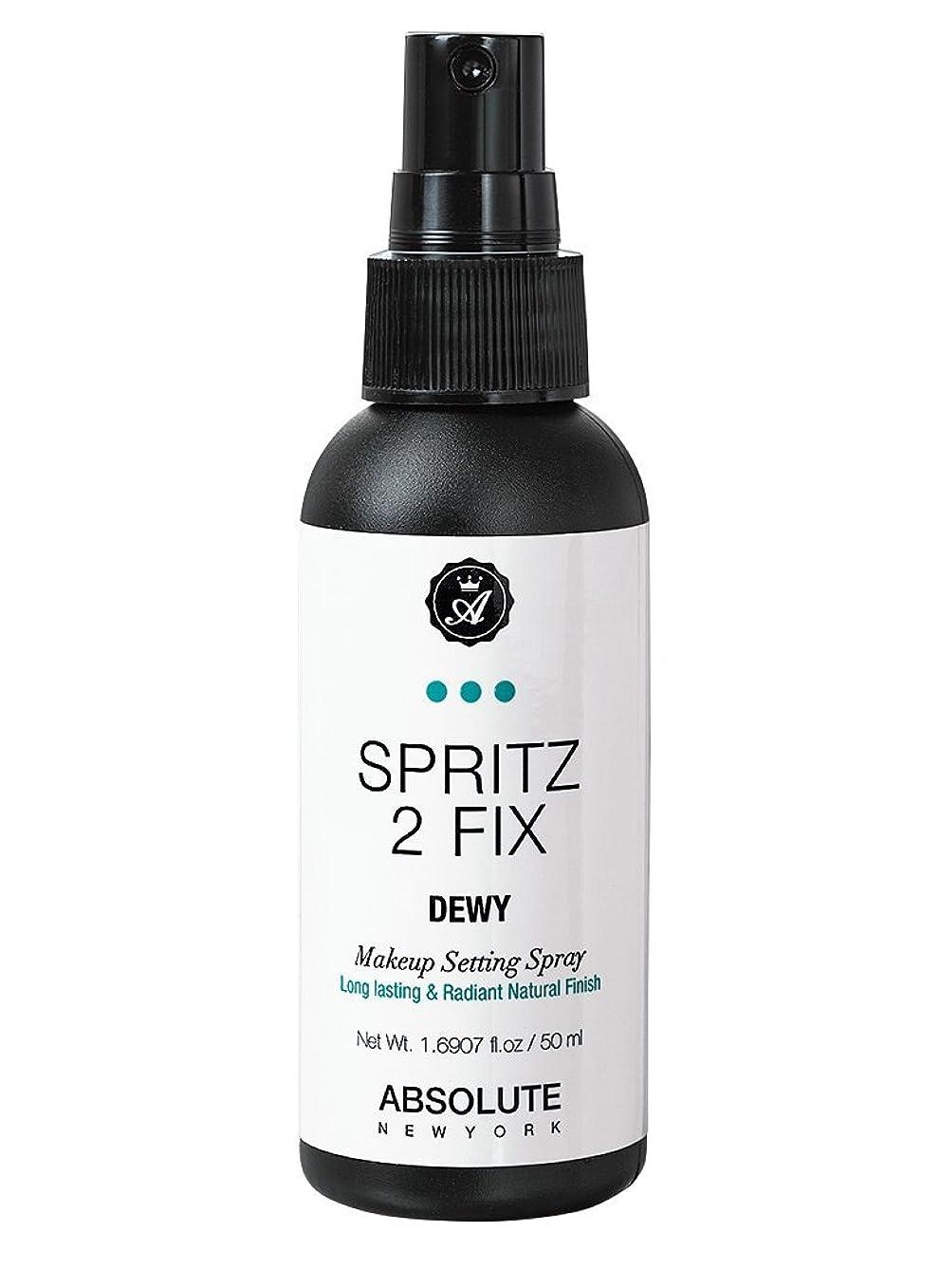 悩みオリエンタル人質ABSOLUTE Spritz 2 Fix Spray - Matte (並行輸入品)