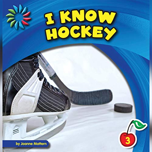 I Know Hockey audiobook cover art