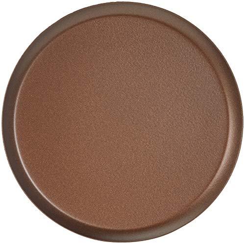 GLOREX 6 7035 232 metalen kandelaar, 4 stuks, mat brons, 10 cm