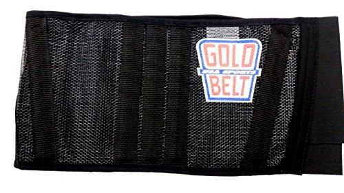 "Gold Belt The Original Cool One XL Motorcycle Kidney Belt fits 36"" to 42"" Waist"