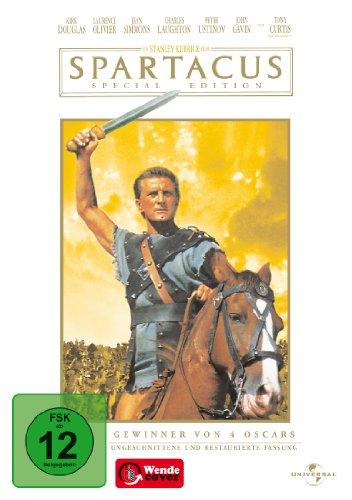 Spartacus [Special Edition] [2 DVDs]