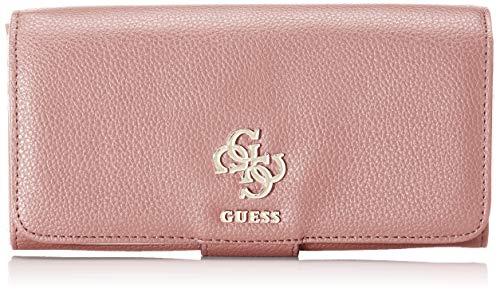 Guess Damen Digital Geldbeutel, Pink (Rosewood), 2x10x20 Centimeters