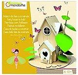 Avenue Mandarine CO174C Feenhaus zum Zusammenbauen (ideal für Kinder ab 6 Jahren) 1 Pack