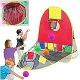 Tragbare Ball Schießen Zelt Kinderzelt Outdoor Indoor Schießen Zelt Kind Faltbare Pop Up Spielen...