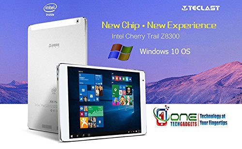 Teclast X98 plus 9.7 pulgadas Intel cereza Trail T3 Z8300 Dual OS Tablet PC 4GB de RAM 64 GB de máster Erasmus Mundus de Windows 10 y Android 5.1 WiFi / HDMI / Bluetooth 4.0 / OTG + protector de pantalla gratuito