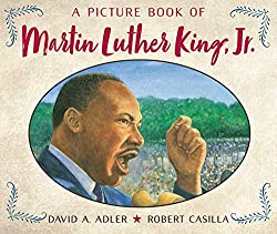 A Picture Book of Martin Luther King, Jr. (Picture Book Biographies)