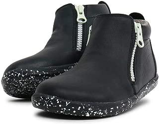 Bobux Kids I-Walk Tasman Boot (Toddler) Black 26 (US 9 Toddler)