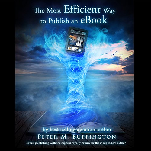 The Most Efficient Way to Publish an eBook audiobook cover art