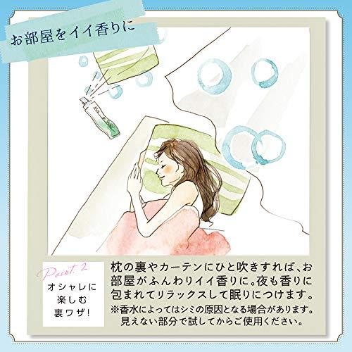 アクアシャボンウォータリーシャンプーの香り80ml(EDT・SP)
