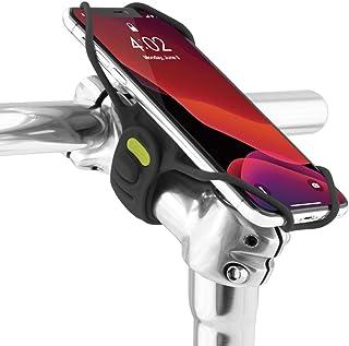 Bone Bike Tie Pro 3 自転車 スマホ ホルダー シリコン製 ステム用 ハンドル用 三世代目更新版 5.8〜7.2インチのスマホに対応 iPhone 11 Pro/11 Pro Max/11/XS/XR/X Xperia XZ3...
