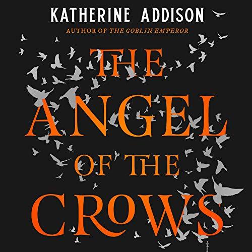 Page de couverture de The Angel of the Crows