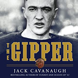 The Gipper audiobook cover art