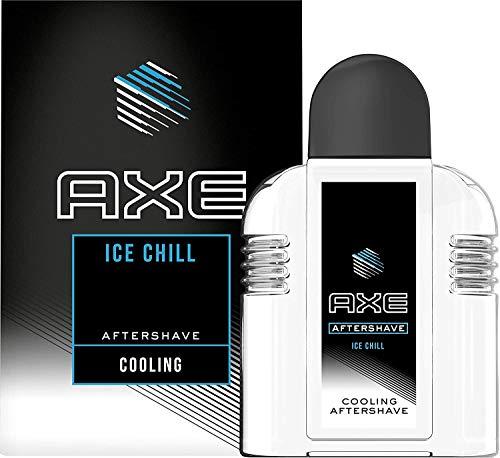 2 x Hacha Aftershave Ice Chill cada 100ml Refrescante Refrescante y Cuidado