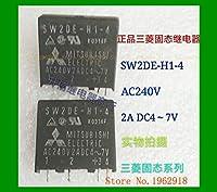1PC SW2DE-H1-4 AC240V 2A DC4~7V