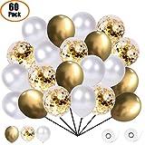 Ourworld 60 Stück Luftballons