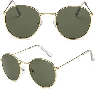 GaitserBY Value-for-Money Women Lady Vintage Round Sunglasses Designer Female Mirror Polarized Sunglasses Sun Glasses Eyeglass Uv400 in fine Style