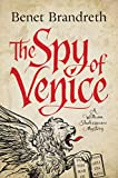 Image of The Spy of Venice: A William Shakespeare Mystery (William Shakespeare Mysteries)