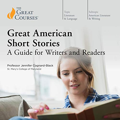 Great American Short Stories: A Guide for Writers and Readers Titelbild