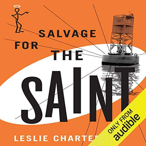 Salvage for the Saint cover art