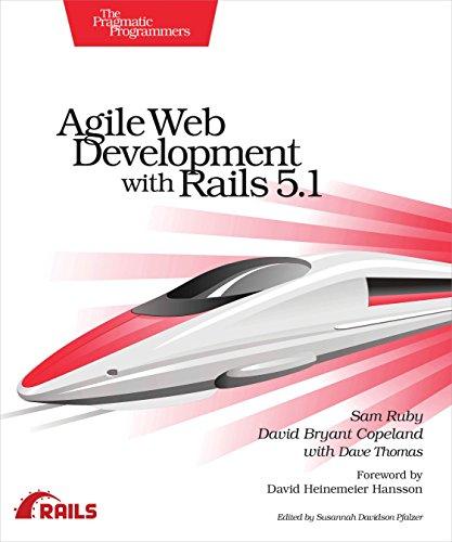 Agile Web Development with Rails 5.1
