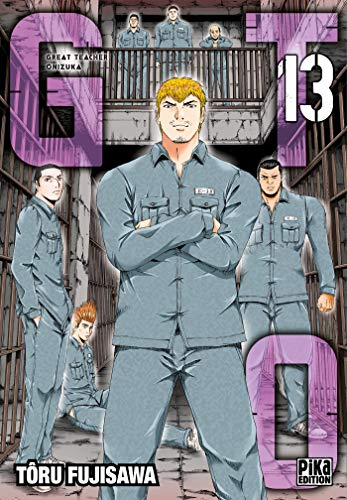GTO Paradise Lost Edition simple Tome 13