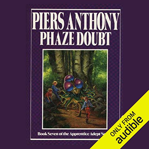 Phaze Doubt audiobook cover art