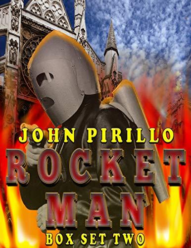Rocketman, Box Set Two (Rocket Man Box Set Book 2) (English Edition)
