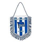 Hertha BSC Autobanner Wimpel...