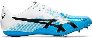 ASICS Men's Hyper Md 6 Adults' Track & Field Shoes Blue (Diva Blue/White/Aqua Splash) 9 UK