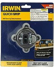 IRWIN QUICK-GRIP Hold Down Jigg enhandsbar klämma tillbehör