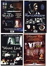 St. Margaret Ward, St. Margaret Clitherow, St. Anne Line, Margaret Pole, 4 DVD Film Set, Elizabethan England, Historical, Catholicism, Christianity, British History