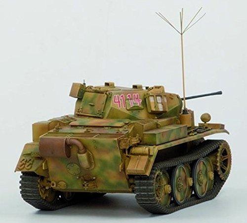 『アスカモデル 1/35 ドイツ陸軍 2号戦車L型ルクス 後期型 プラモデル 35-001S』の2枚目の画像