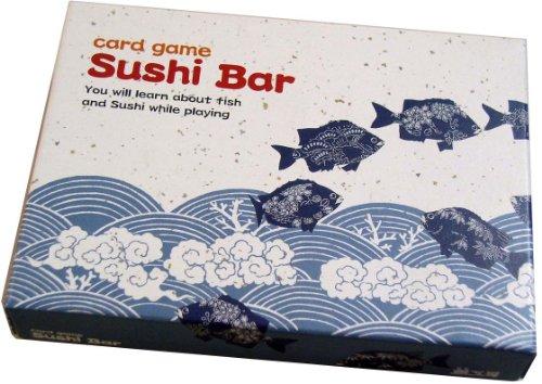 カードゲーム Sushi Bar