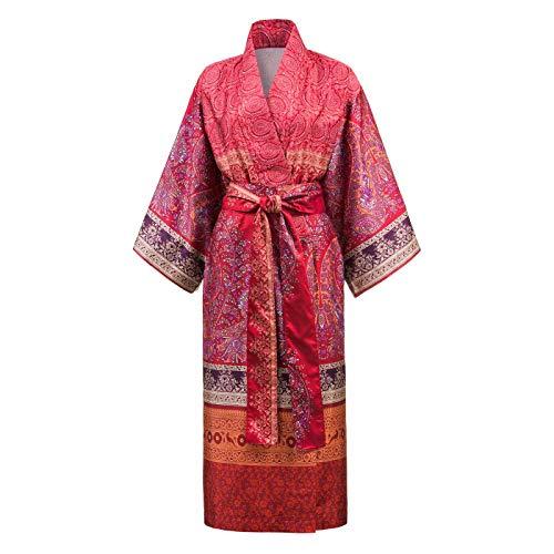 Bassetti Kimono | RECANATI R1 Rot - S-M