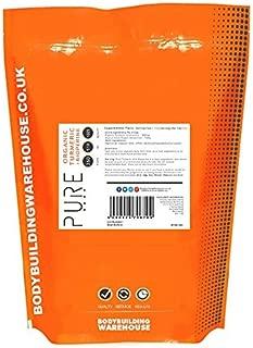 BODYBUILDING Warehouse Puro Orgánico Cúrcuma Curcumina Vegetal cápsulas con Pimienta Negra BIOPERINE 510mg - 60 Capsules