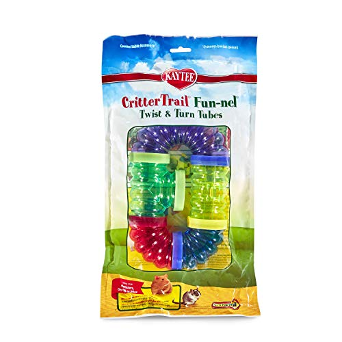Kaytee CritterTrail Fun Value Pack Twist & Turn