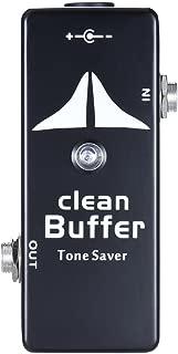 ammoon Mini Clean Buffer Guitar Effect Pedal