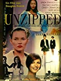 Unzipped - Kate Moss Cindy Crawford Filmposter A1 84x60cm
