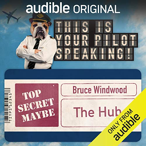 The Hub audiobook cover art